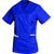 voir casaque médicale bleu pour femme