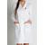 blouse blanche coton manches longues