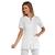 blouse médicale blanche