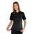 chemisette noire femme stretch