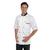 Veste de Chef cuisinier � manches courtes - 059200M