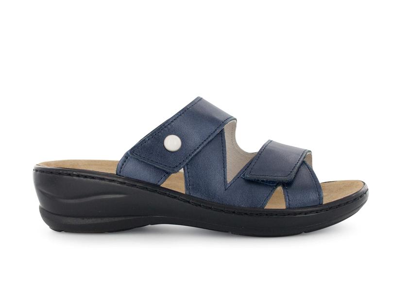 Sandale de travail grand confort noir Nordways Chaussure Hopital c8d1e973b0b