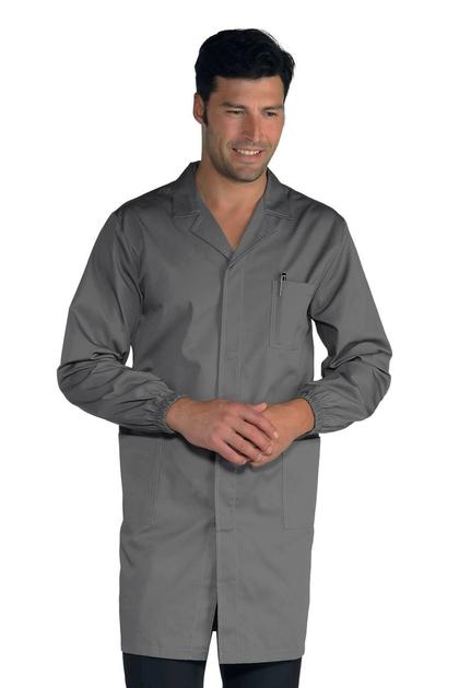 blouse de travail grise homme homme blouse homme. Black Bedroom Furniture Sets. Home Design Ideas