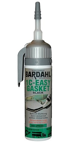 EASY GASKET TUBE 120G JOINT UNIVERSEL NOIR