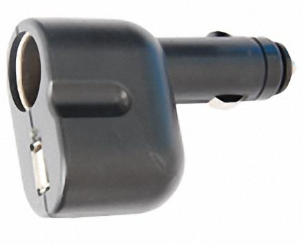 ADAPTATEUR ALLUME-CIGARE 12V 1 SORTIE USB/1 ACCESS