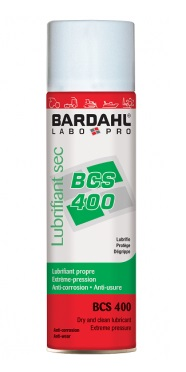 LUBRIFIANT SEC BCS400 500ML
