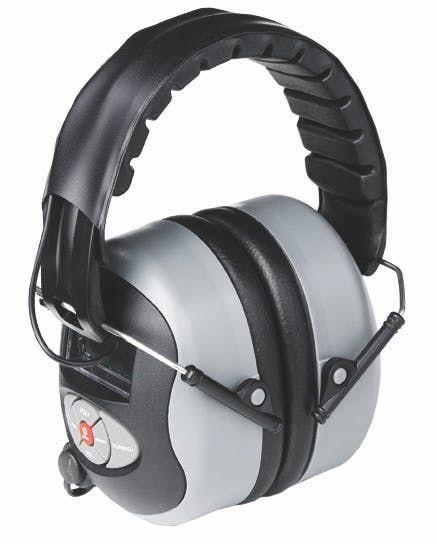 CASQUE ANTIBRUIT EARLINE MAX 800FM RADIO