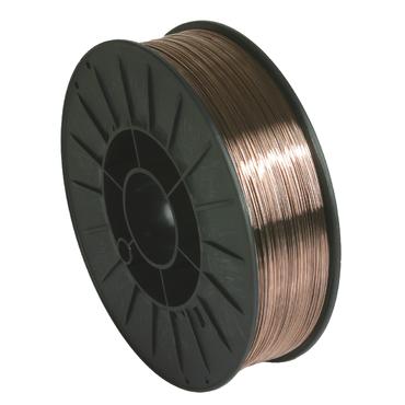 FIL MAG ACIER 0,6 - BOBINE PLASTIQUE S200 5KG - E