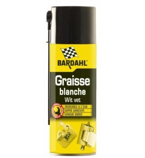 GRAISSE BLANCHE  + PTFE 400ML