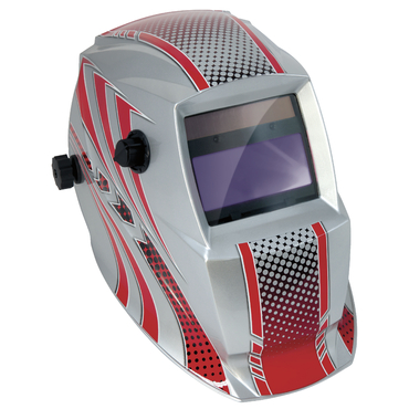MASQUE LCD HERMES 9-13 G RED