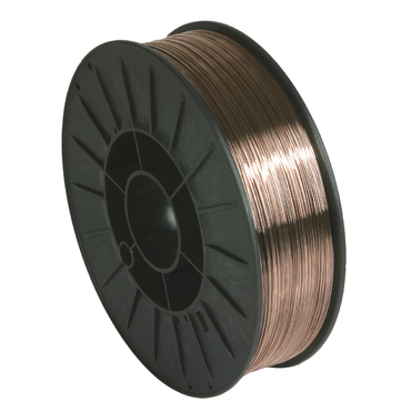 FIL MAG ACIER 0,8 - BOBINE PLASTIQUE S200 5KG - E