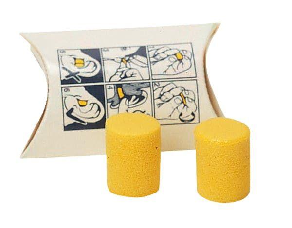 BOUCHONS ANTIBRUIT PVC EAR CLASSIC (250)