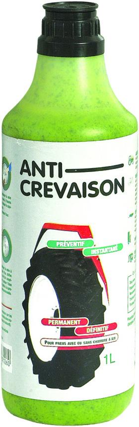 ANTI CREVAISON GEL FLUIDE VERT - BIDON DE 1L