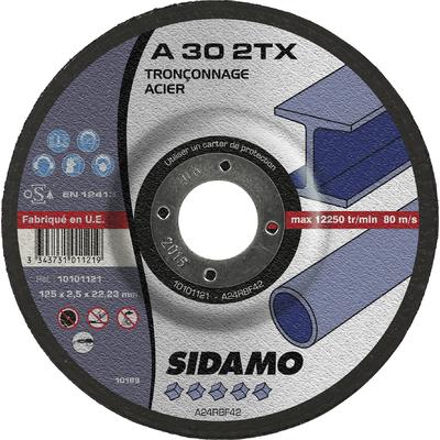 DISQUE TRONC D125*2.5*22.2 A30 2TXACIER