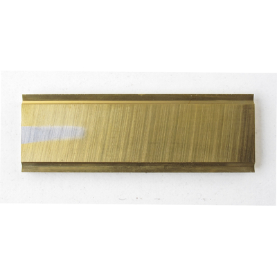 PLAQUETTE CARBURE REVERSIBLE 20 X 5.5 X 1.1 - 4 CO