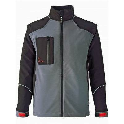 VESTE COUPE-VENT SOFT SHELL T L
