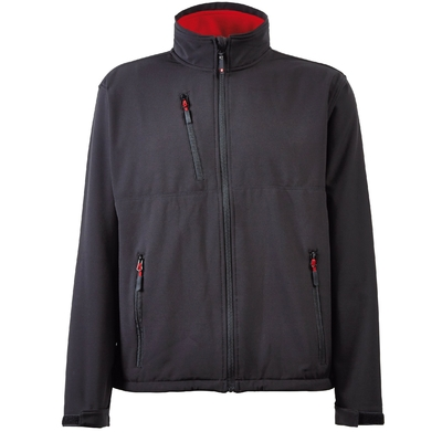 VESTE COUPEVENT SOFTSHELL DÉPERLANT INT POLAIRE