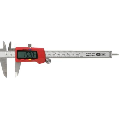 Calibre à coulisse digital, 0-150 mm REF KS TOOLS 300.0532