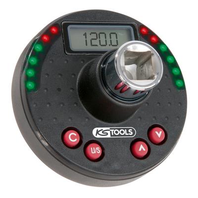 Adaptateur couple et angle, capacité 17 – 340 Nm REF KS TOOLS 516.1194
