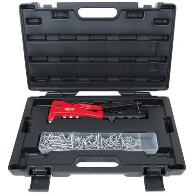 Coffret de pince à rivets + rivets REF KS TOOLS 150.9520