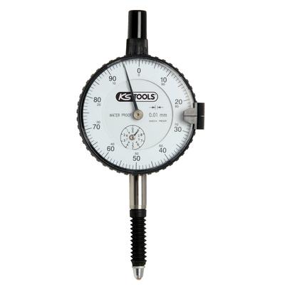 Comparateur à cadran 1/100°MM REF KS TOOLS 300.0560