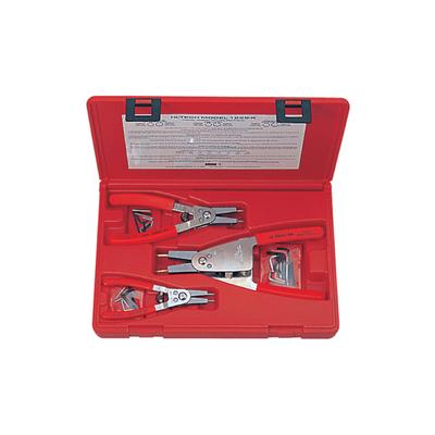 Coffret de 3 pince hi-tech , 500,1221-500,1234-500,1065, coffret composite REF KS TOOLS 500.1265K