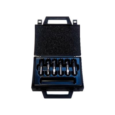 Assortiment de 6 forets à dépointer au carbure 8 mm REF KS TOOLS 515.1306