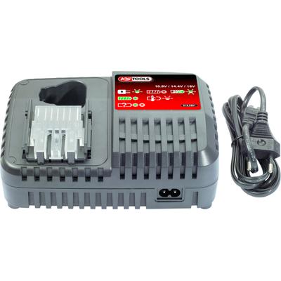 Chargeur universel pour batterie Li-ion 10,8V-18V REF KS TOOLS 515.3591