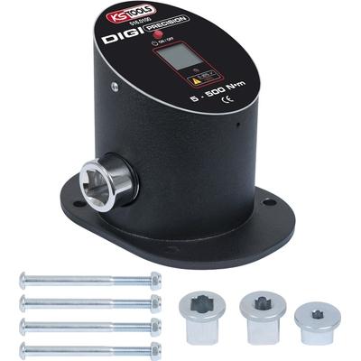 Appareil électronique de contrôle de couple 5 - 500Nm (1/4+3/8+1/2+3/4) REF KS TOOLS 516.0100