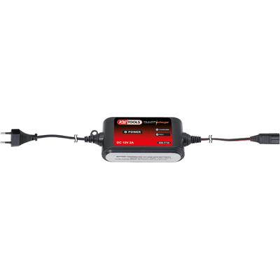 Chargeur de batterie 12V/2A REF KS TOOLS 550.1730