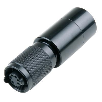 Adaptateur pour sonde connectique plastique sur appareil connectique métal. REF KS TOOLS 550.5028