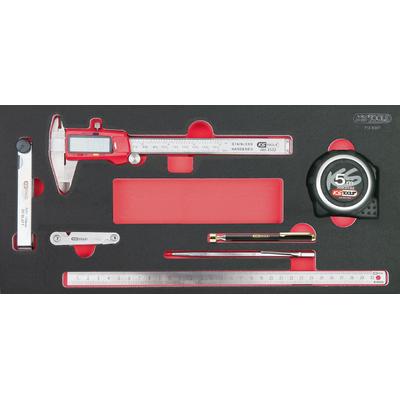 Module d'outils de mesure, 7 pièces REF KS TOOLS 713.8007