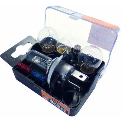 COFFRET SECOURS COMPACT H4 P43 12V