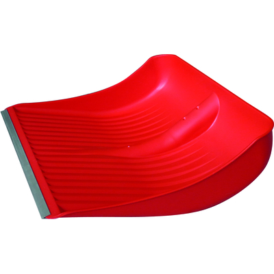 PELLE A NEIGE PVC  BLEUE- DIAM 40/LARG 500MM