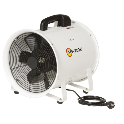 VENTILATEUR GAINABLE HELICOIDE PORTABLE DIAMETRE 3