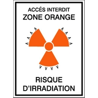 PICTOGRAMME IRRADIATION STF 174