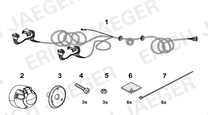set0758 faisceau sp cifique twingo 2 de 06 07 12 11 faisceau renault lapiece. Black Bedroom Furniture Sets. Home Design Ideas