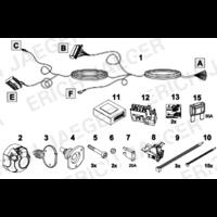 SET0741 Faisceau spécifique 208