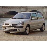 Attelage Renault Clio 2