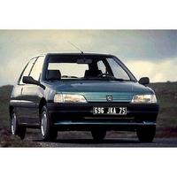 Attelage Peugeot 106 phase 1
