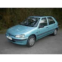 Attelage Peugeot 106 Phase 2