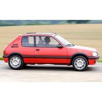 Attelage Peugeot 205