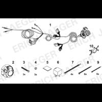SET0743 Faisceau spécifique pour Master 3 tous modèles à partir de 11/2012