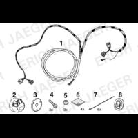 SET0235 Faisceau spécifique Megane 2 Break