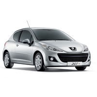 Attelage Peugeot 207 +