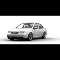 Attelage Volkswagen Bora 4x4