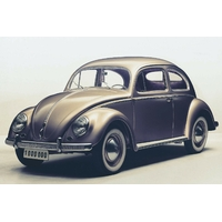 Attelage Volkswagen Coccinelle