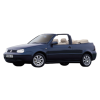 Attelage Volkswagen Golf III cabriolet
