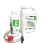 Kit de remplissage cérine Additif FAP 176 Vert F.A.P Combutec 2 3L Warm Up