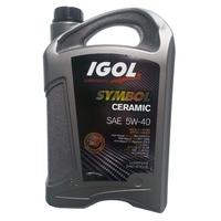 IGOL Huile 5W40 SYMBOL Ceramic 5L